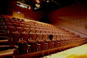 Auditorium, dlr Mill Theatre Dundrum, south Dublin