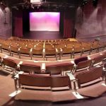 Main Auditorium, dlr Mill Theatre, Dundrum, south Dublin