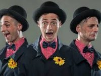 Mr Mess - fun family show - at dlr Mill Theatre, Dundrum, south Dublin