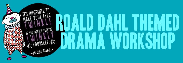 Roald Dahl Workshop Dundrum Town Centre 2017