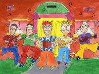 The Speks show for children at dlr Mill Theatre, Dundrum, south Dublin